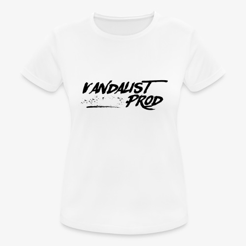 Vandalist Prod - T-shirt respirant Femme
