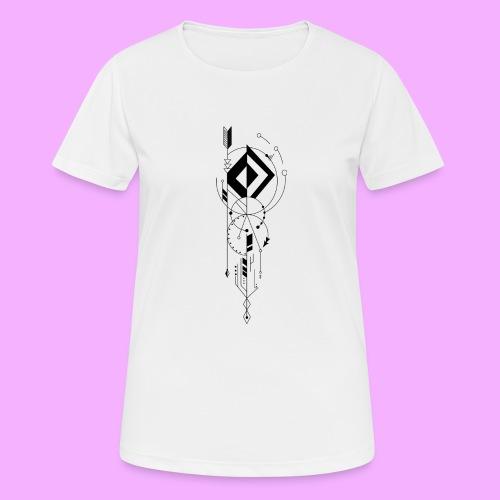 la vie - T-shirt respirant Femme