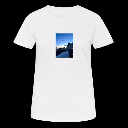 hastings - vrouwen T-shirt ademend