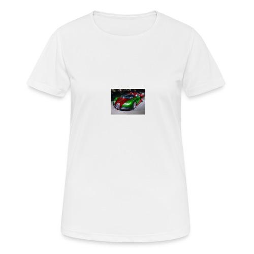 2776445560_small_1 - Vrouwen T-shirt ademend actief