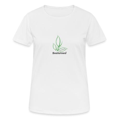 Sustained Sweatshirt - Dame T-shirt svedtransporterende
