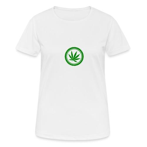 Weed - Frauen T-Shirt atmungsaktiv
