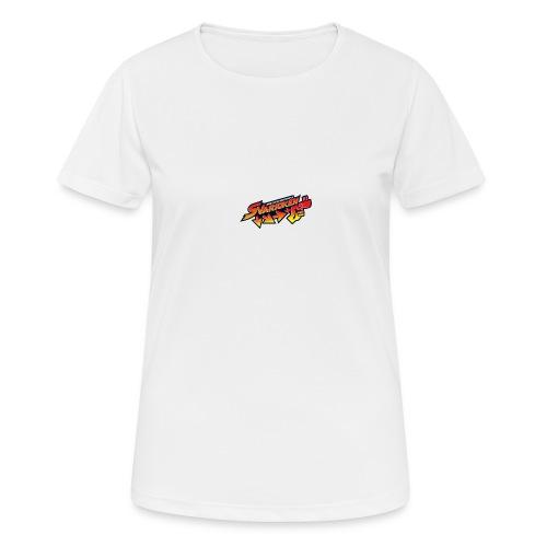 Spilla Svarioken. - Maglietta da donna traspirante