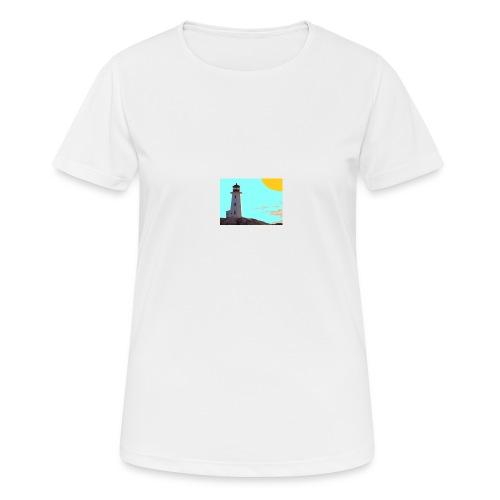 fantasimm 1 - Maglietta da donna traspirante