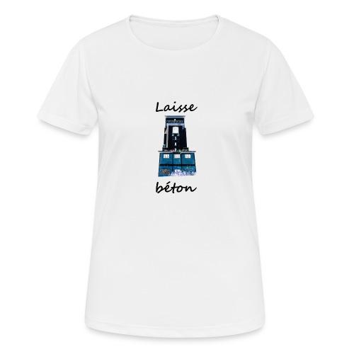 laisse_b--ton-png - T-shirt respirant Femme