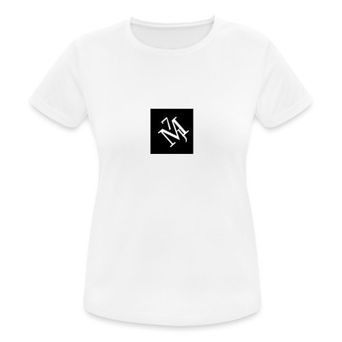 mitt_m--rke_vitt - Andningsaktiv T-shirt dam