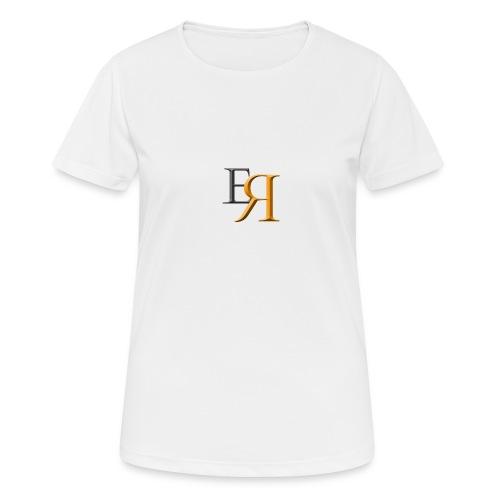 EnRakker Logo - Pustende T-skjorte for kvinner