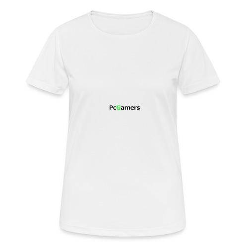 pcgamers-png - Maglietta da donna traspirante