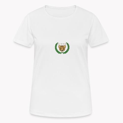 Ricco - Frauen T-Shirt atmungsaktiv