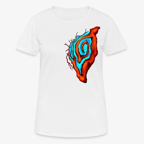 Woodland's Soul - T-shirt respirant Femme