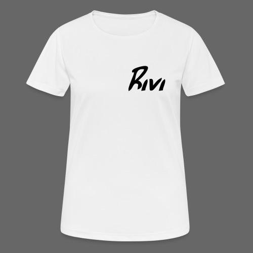 Rivi Edition - Frauen T-Shirt atmungsaktiv