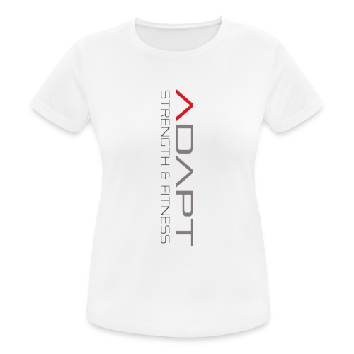 whitetee - Women's Breathable T-Shirt