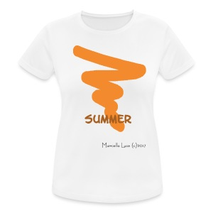 Streetworker Art by Marcello Luce - Summer 2017 - Frauen T-Shirt atmungsaktiv