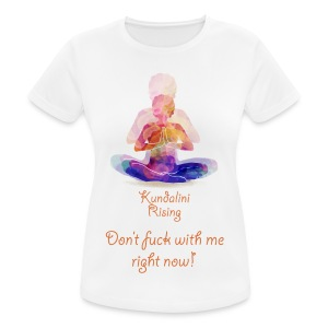 Kundalini Rising - Women's Breathable T-Shirt
