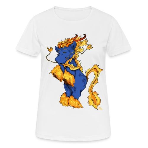 Quilin / Kirin - Frauen T-Shirt atmungsaktiv