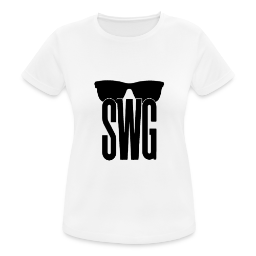 Swag - vrouwen T-shirt ademend