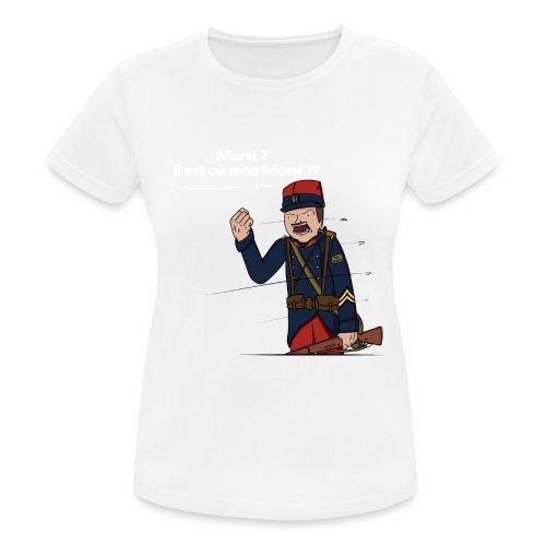 Sgt.Flantier 1914 - T-shirt respirant Femme