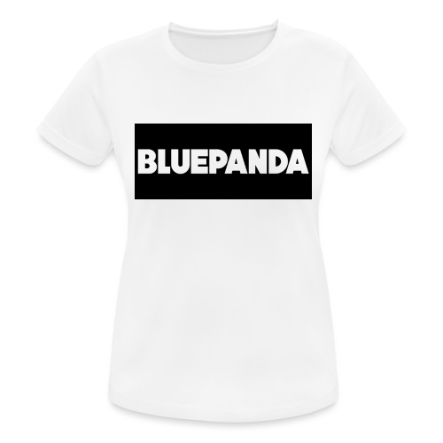 BLUE PANDA - Women's Breathable T-Shirt