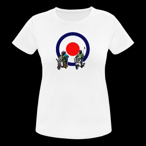 Mods - Women's Breathable T-Shirt