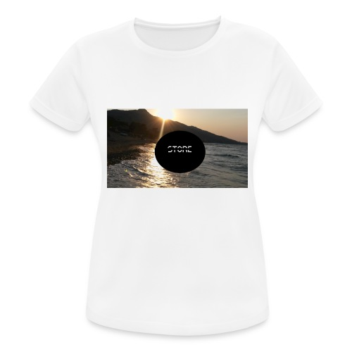Mousepad - Frauen T-Shirt atmungsaktiv
