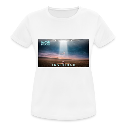 INVISIBLE - Maglietta da donna traspirante