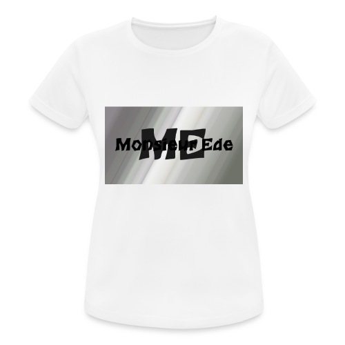 Monsieur Ede shirts - naisten tekninen t-paita