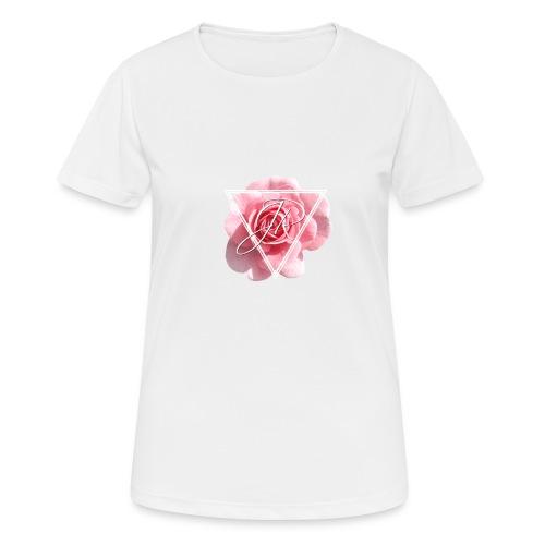 Rose Logo - Women's Breathable T-Shirt