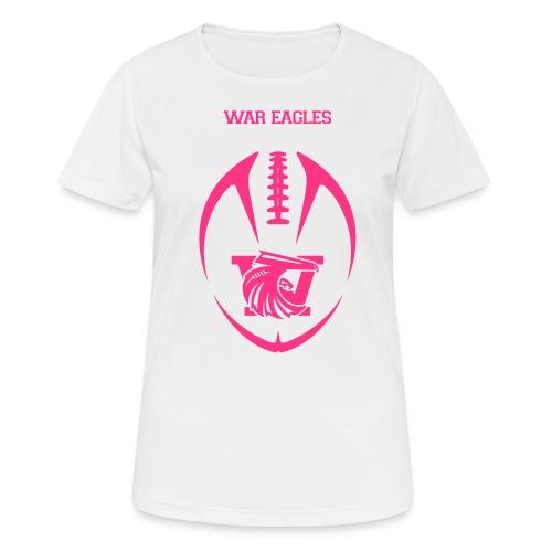 logo-design - T-shirt respirant Femme
