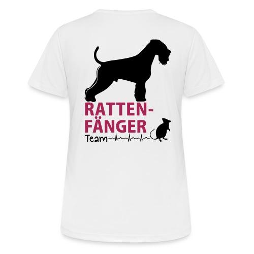 Team Rattenfänger - Frauen T-Shirt atmungsaktiv