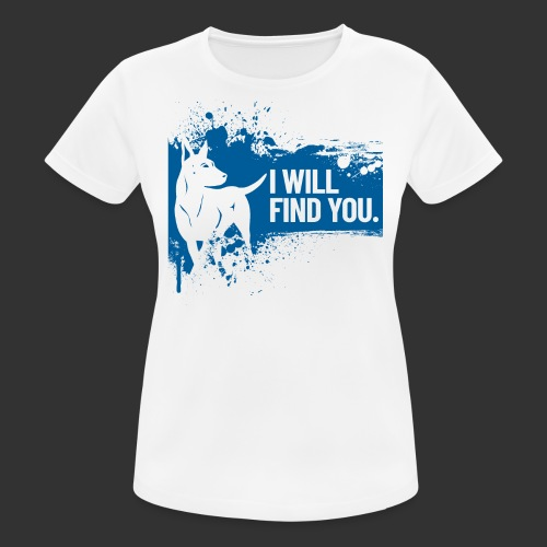 Rescue - Women's Breathable T-Shirt