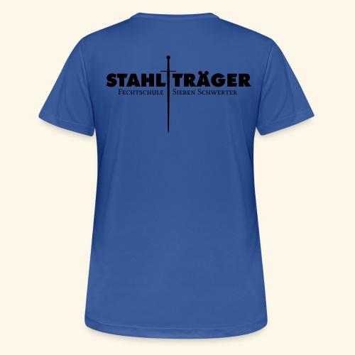 Stahlträger - Frauen T-Shirt atmungsaktiv
