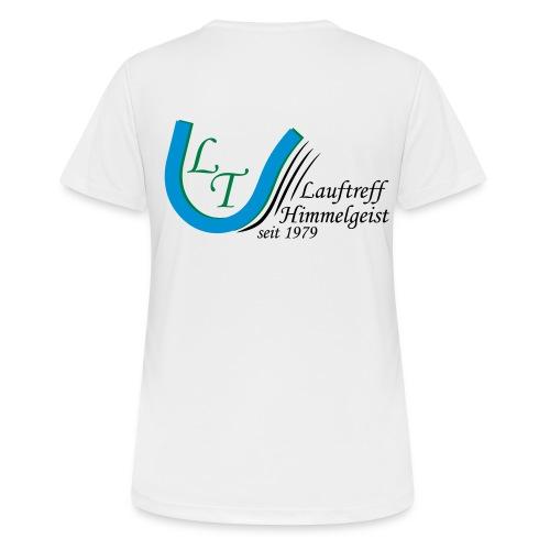 Lauftreff Himmelgeist - Frauen T-Shirt atmungsaktiv