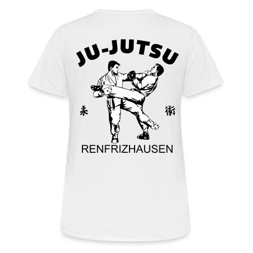 logo sw 3farb - Frauen T-Shirt atmungsaktiv