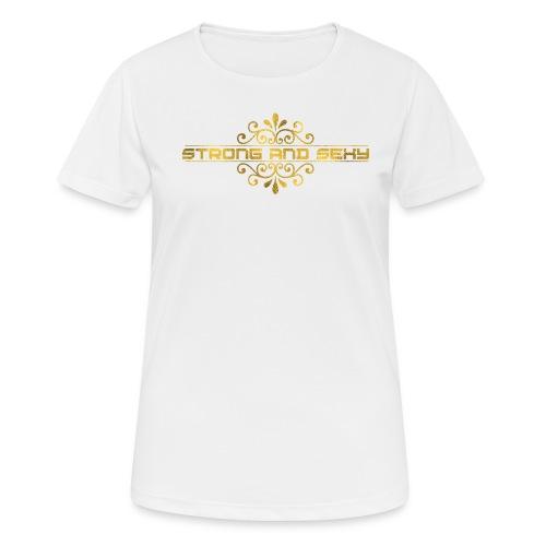 S.A.S. Women shirt - Vrouwen T-shirt ademend actief