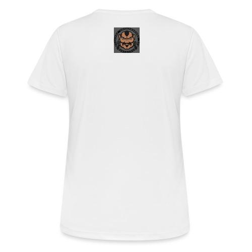 Khan - Andningsaktiv T-shirt dam