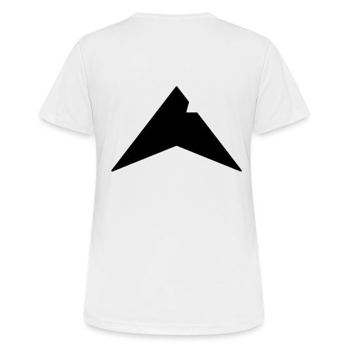 UP-CLAN Logo - Vrouwen T-shirt ademend actief