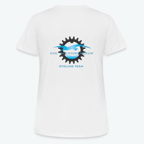 kledijlijn NZM 2017 - Vrouwen T-shirt ademend actief