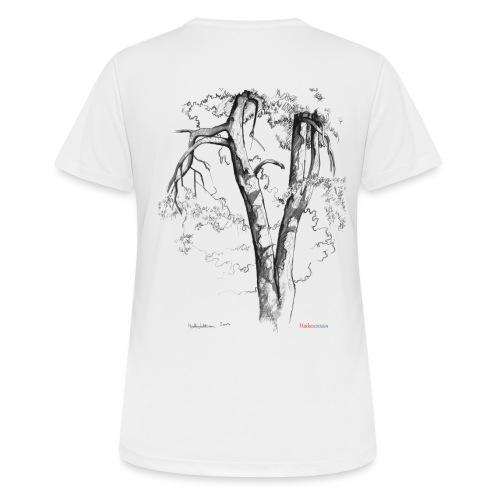 Halaus, Hug - naisten tekninen t-paita