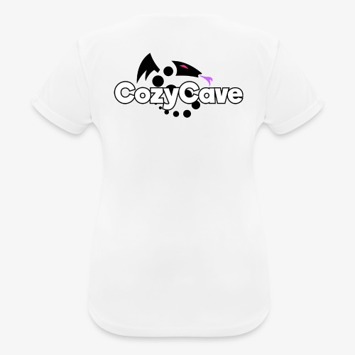 CozyCave Connected - Dame T-shirt svedtransporterende