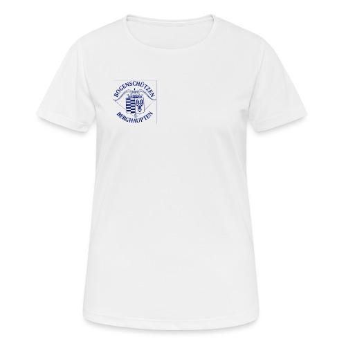 Wappen_T-shirt - Frauen T-Shirt atmungsaktiv