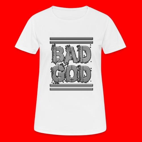 BadGod - Women's Breathable T-Shirt