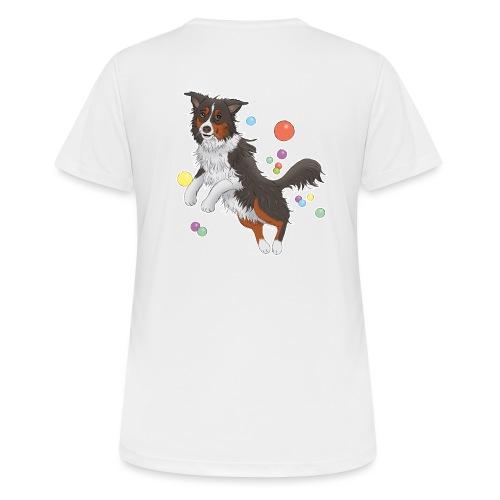 Australian Shepherd - Frauen T-Shirt atmungsaktiv