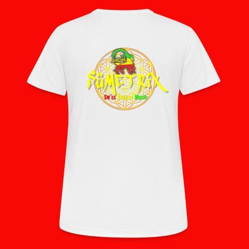 SÜMETRIX FANSHOP - Frauen T-Shirt atmungsaktiv