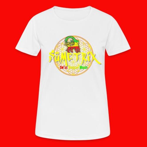 SÜEMTRIX FANSHOP - Frauen T-Shirt atmungsaktiv