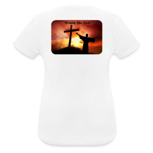 Praise the lord - Andningsaktiv T-shirt dam