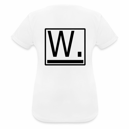 W. - Vrouwen T-shirt ademend actief