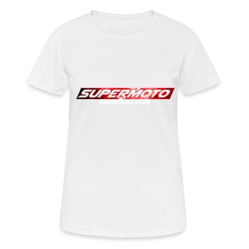 Supermoto Generation Hoodie - Frauen T-Shirt atmungsaktiv