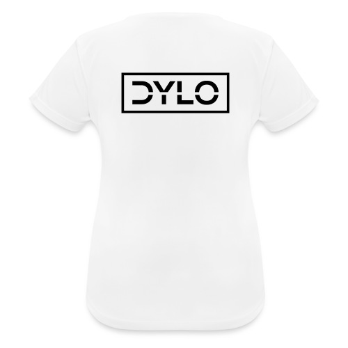 DYLO Logo - Women's Breathable T-Shirt