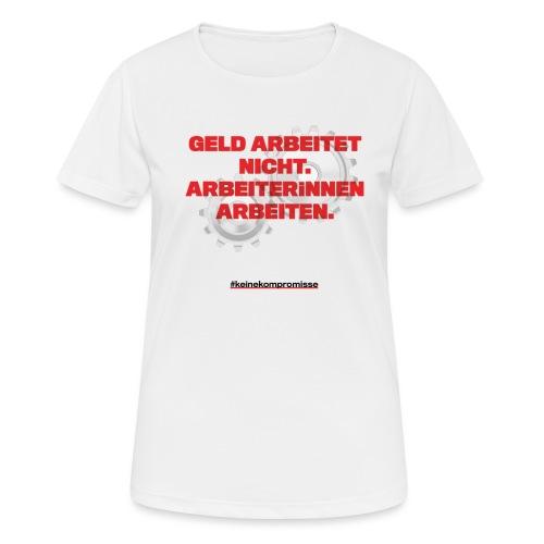 JG Oberösterreich #keineKompromisse - Frauen T-Shirt atmungsaktiv