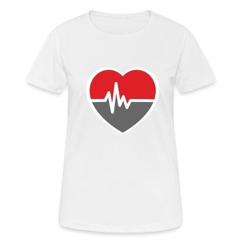 RaveHeart - Flowjob - Women's Breathable T-Shirt